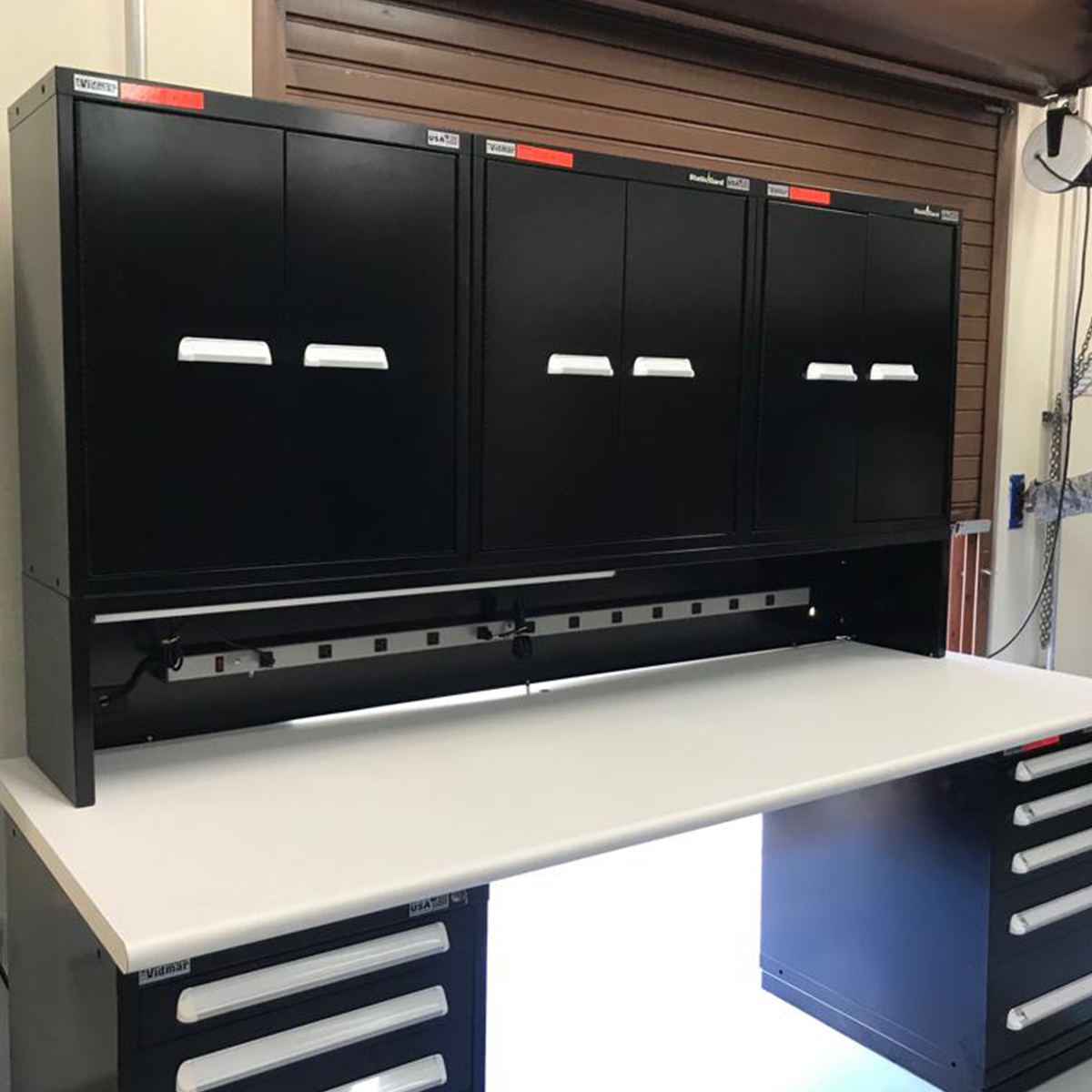 Stanley Vidmar And Lista Cabinets Jtc Services Guam