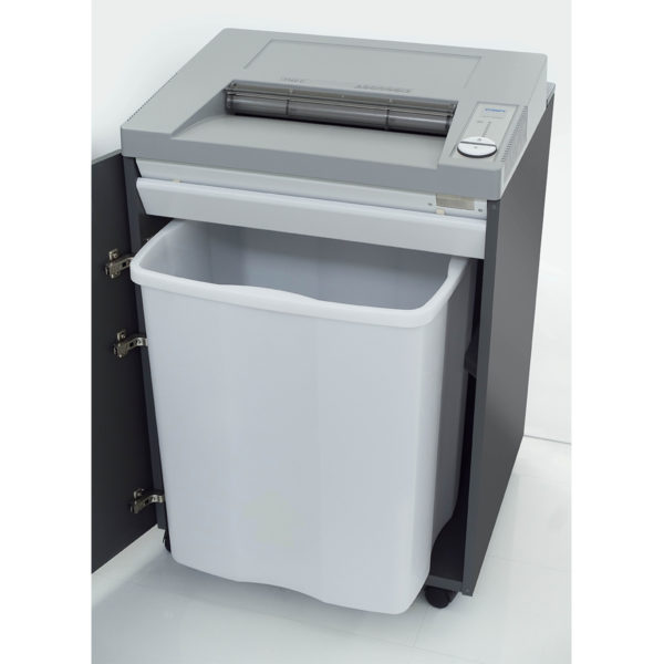 Shred Bin - SEM Paper Shredder | JTC Services Construction Safety Guam