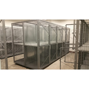 Wire Partitions | JTC Services Construction Safety Guam