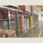 Wire Partitions | JTC Services Construction Safety Guam