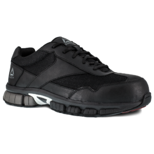 RB4895 - Reebok Ketia Black | JTC Services Construction Safety Guam